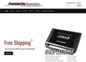 Precisiontec.us thumbnail