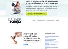Predajnetechniky.sk thumbnail