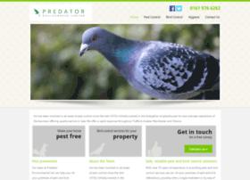 Predatorpestcontrol.co.uk thumbnail