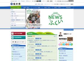 Pref.fukui.jp thumbnail