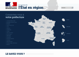 Prefectures-regions.gouv.fr thumbnail