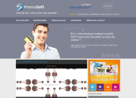 Premiasoft.ca thumbnail