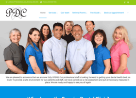 Premierdentalclinic.co.uk thumbnail