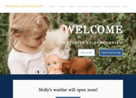 Premiergoldendoodles.net thumbnail
