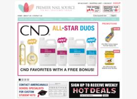 Premiernailsource.com thumbnail