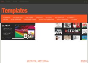Premium-templates.info thumbnail