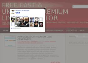 Premiumlinkgenerator.info thumbnail