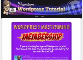 Premiumwordpresstutorial.com thumbnail