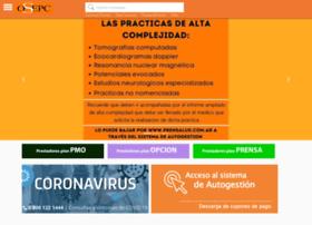 Prensalud.com.ar thumbnail