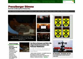 Prenzelberger-stimme.de thumbnail