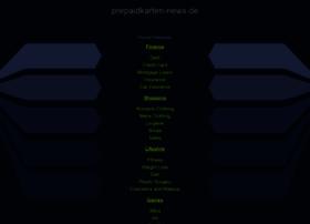 Prepaidkarten-news.de thumbnail