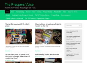 Preppersvoice.com thumbnail