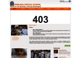 Preranarehab.org thumbnail