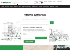 Presbeton.cz thumbnail