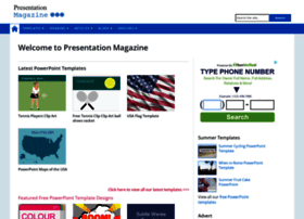 Presentationmagazine.com thumbnail