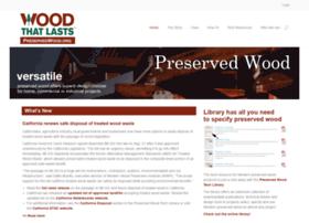 Preservedwood.org thumbnail