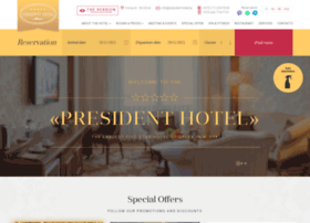 President-hotel.by thumbnail