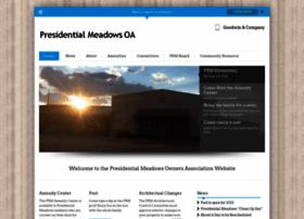 Presidentialmeadows.org thumbnail
