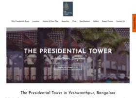 Presidentialtower.co.in thumbnail