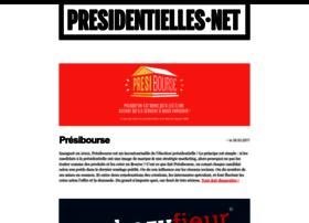 Presidentielles.net thumbnail