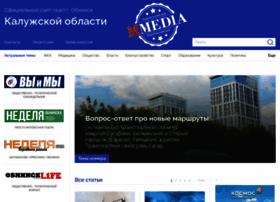 Pressaobninsk.ru thumbnail