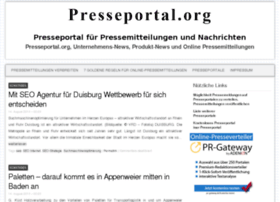Pressemitteilung.co thumbnail