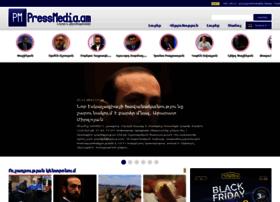 Pressmedia.am thumbnail