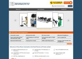 Pressroomautomation.net thumbnail