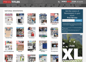 presstitles.com at WI. Press Titles