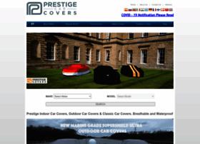 Prestige-carcovers.co.uk thumbnail