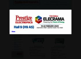 Prestigeelectronics.com thumbnail