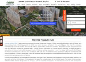 Prestigefinsburypark.gen.in thumbnail