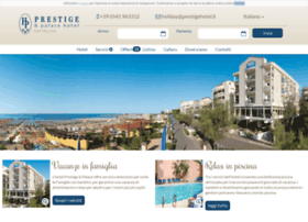 Prestigehotel.it thumbnail