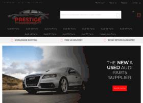 Prestigemotorservices.co.uk thumbnail