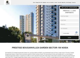 Prestigeprojectnoida.in thumbnail