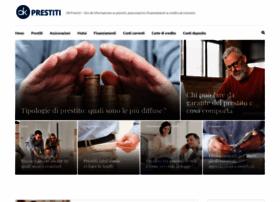 Prestitiassicurazioni.com thumbnail