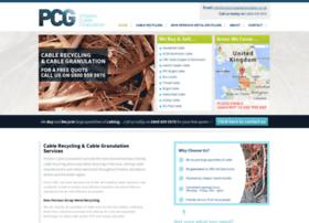 Prestoncablegranulation.co.uk thumbnail