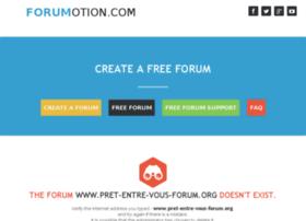 Pret-entre-vous-forum.org thumbnail