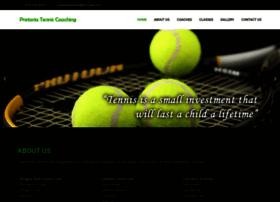 Pretoriatenniscoaching.co.za thumbnail