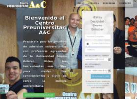 Preuniversitarioayc.com.ve thumbnail