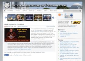 Prevarication.net thumbnail