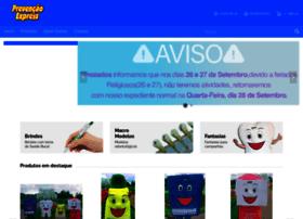Prevencaoexpress.com.br thumbnail