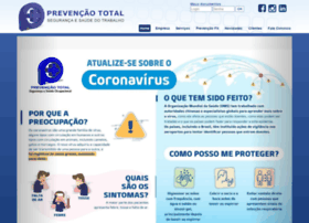Prevencaototal.com.br thumbnail