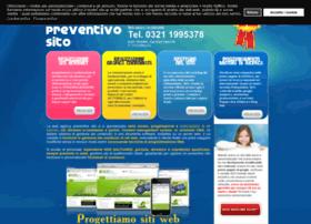 Preventivo-sito.it thumbnail
