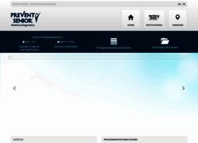 Preventseniormedicinadiag.com.br thumbnail