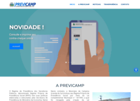 Previcamp.com.br thumbnail