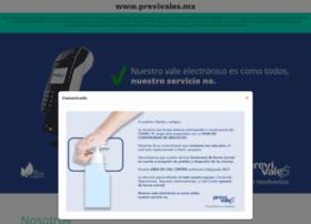Previvales.mx thumbnail
