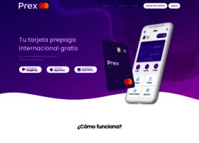 Prexcard.com.ar thumbnail