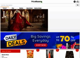 Priceblaze.pk thumbnail