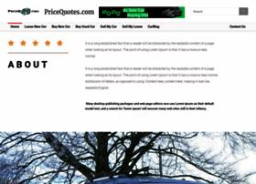 Pricequotes.com thumbnail